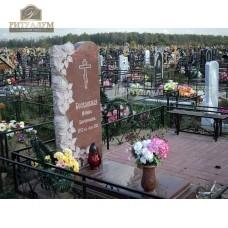 Памятник из гранита 340 — ritualum.ru